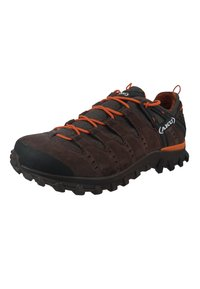 Aku - Hiking shoes - brown/orange - 1
