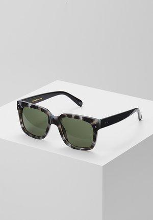 FANCY - Sonnenbrille - dunkelgrau/schwarz