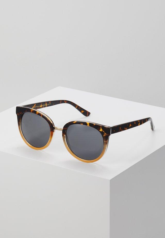 Okulary przeciwsłoneczne - tortoise/yellow