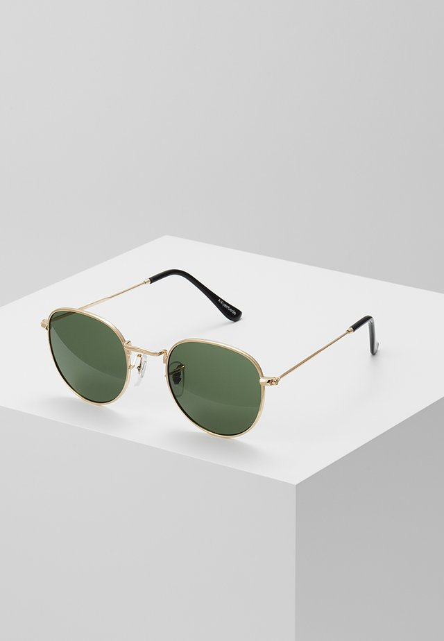 HELLO - Sunglasses - gold-coloured