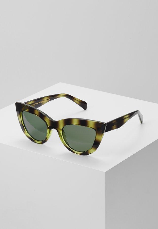 STELLA - Okulary przeciwsłoneczne - demi olive