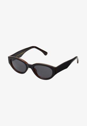 WINNIE - Sluneční brýle - black