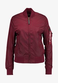 Alpha Industries - Bomberjacks - burgundy - 5