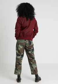 Alpha Industries - Bomberjacks - burgundy - 2