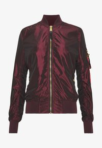 Alpha Industries - IRIDIUM - Bomberjacks - bordeaux - 5