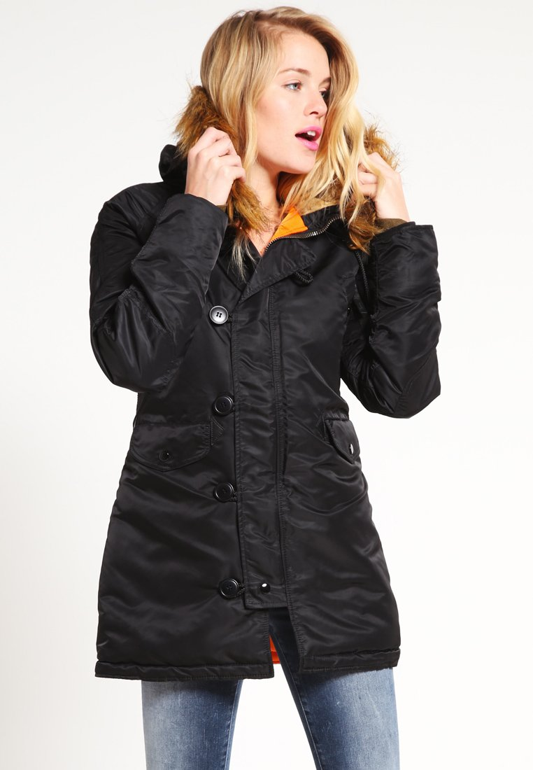 Alpha Industries - Veste d'hiver - black