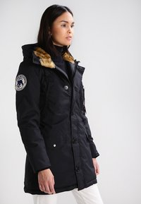 Alpha Industries - POLAR - Vinterkappa /-rock - black - 3
