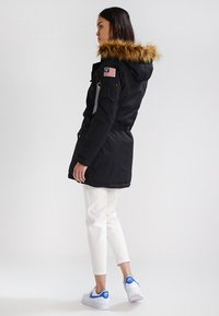 Alpha Industries - POLAR - Vinterkappa /-rock - black - 2