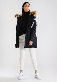 Alpha Industries - POLAR - Vinterkappa /-rock - black - 1