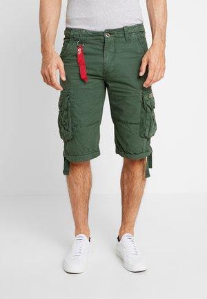 JET - Cargo trousers - dark petrol