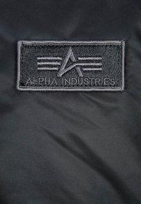 Alpha Industries - Bombejakke - black - 6