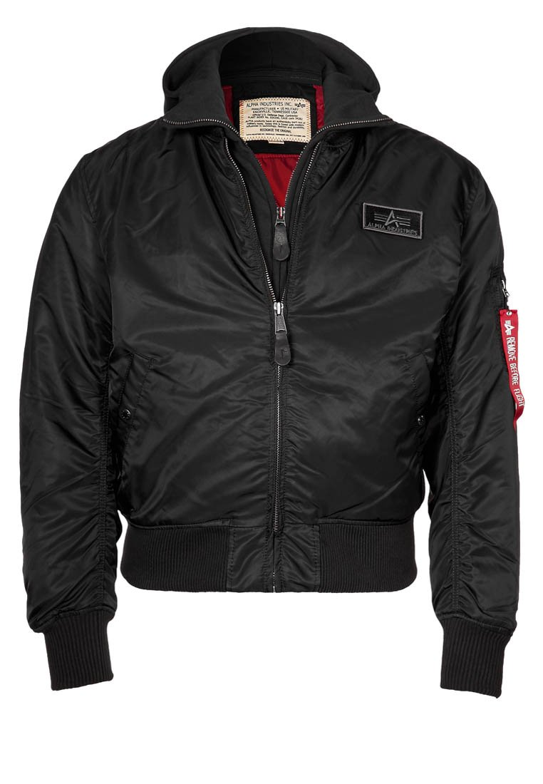 Alpha Industries - Bombejakke - black