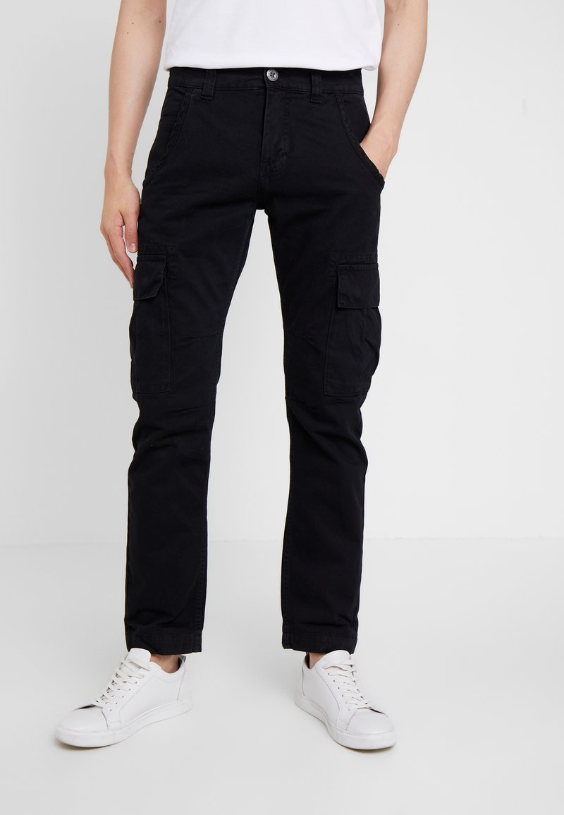 Alpha Industries - AGENT - Cargohose - black