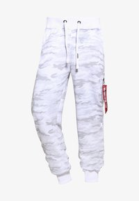 Alpha Industries - X FIT PANT - Joggebukse - white - 6