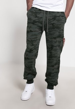 X FIT PANT - Pantalon de survêtement - black