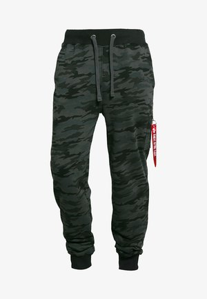 X FIT PANT - Joggebukse - black