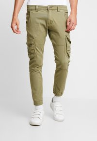 Alpha Industries - ARMY PANT - Cargobukse - oliv - 0