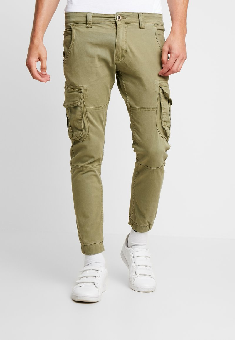 Alpha Industries - ARMY PANT - Cargobukse - oliv