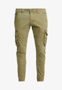 Alpha Industries - ARMY PANT - Cargobukse - oliv - 4