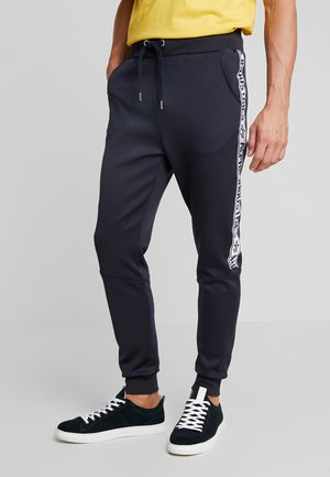 TRACK TAPE PANT - Pantalon de survêtement - rep blue