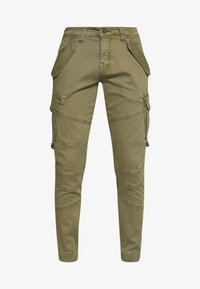 Alpha Industries - Pantalon cargo - oliv - 4