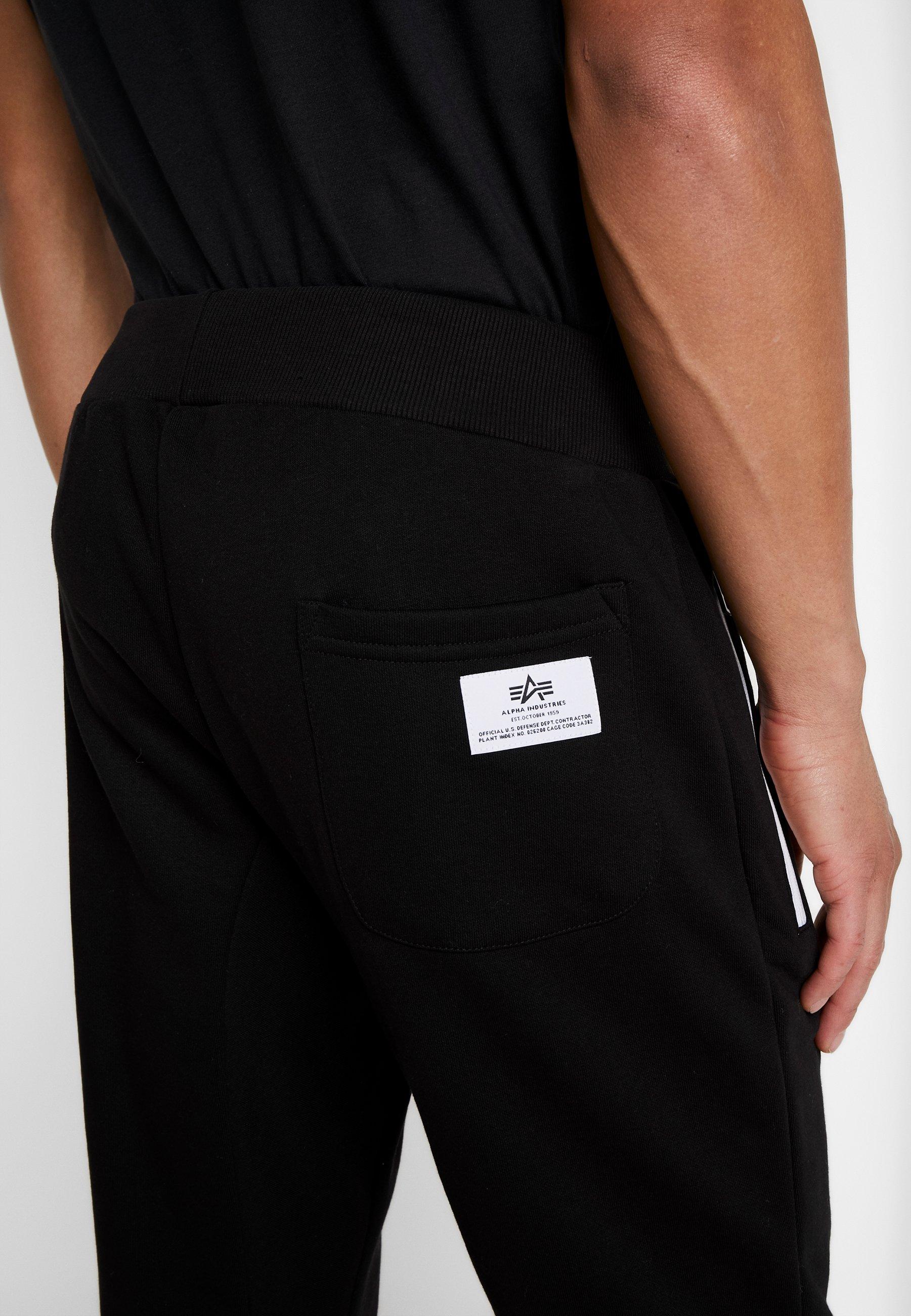 Alpha Industries Spodnie treningowe - black