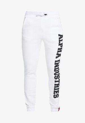Pantaloni sportivi - white