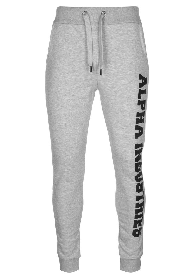 BIG LETTERS - Trainingsbroek - grey heather
