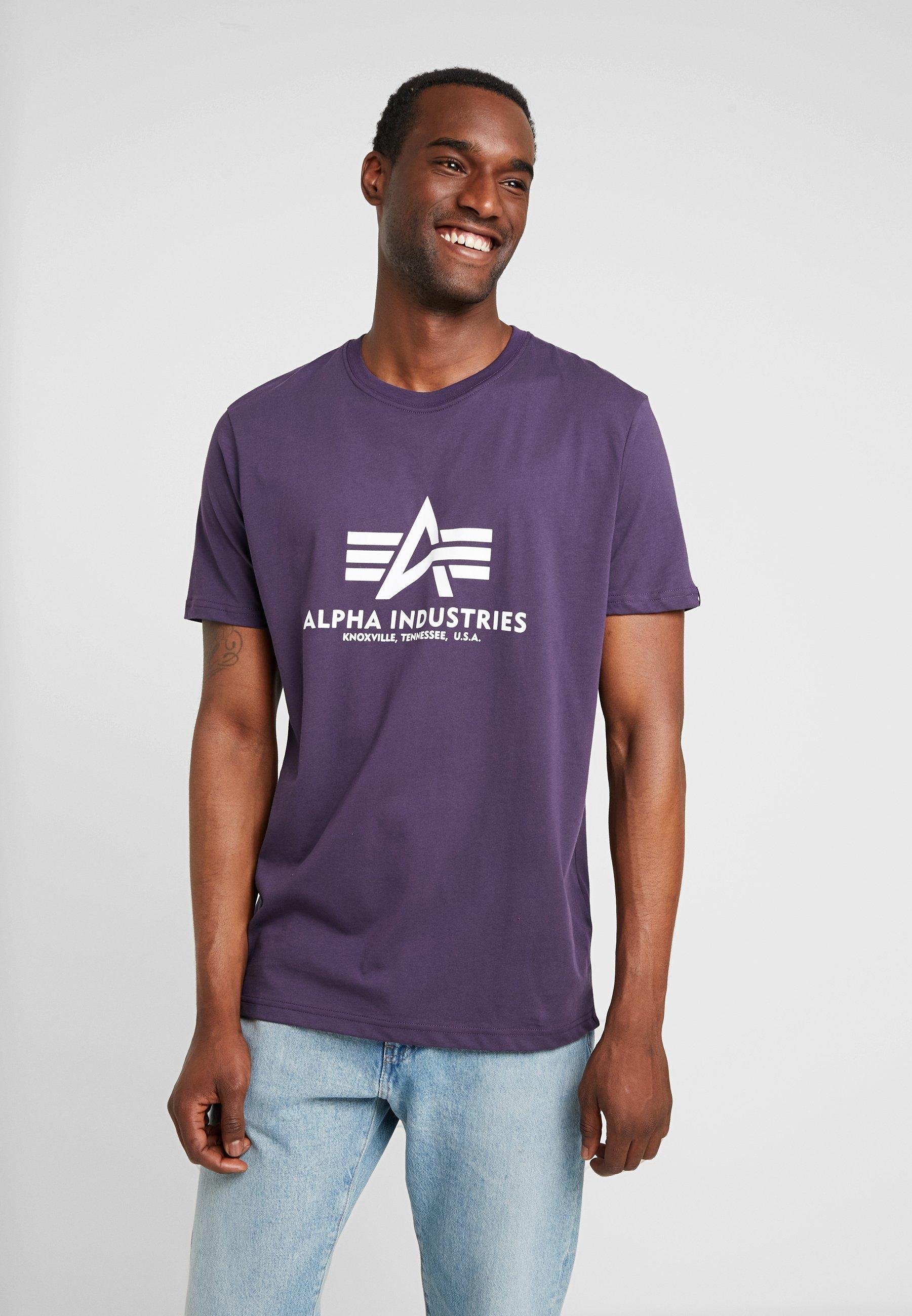 BasicT Nightshade Imprimé Alpha shirt Industries xhsrCQtd