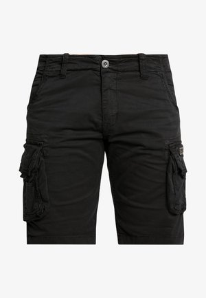 CREW - Shorts - black