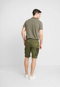 Alpha Industries - Shorts - dark olive - 2