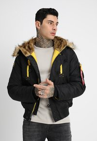 Alpha Industries - Giacca invernale - black - 0