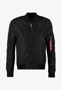 Alpha Industries - Bomber Jacket - black - 4