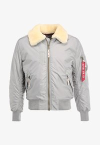 Alpha Industries - INJECTOR III - Bomberjacks - silver - 5