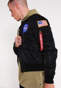 Alpha Industries - NASA - Bomberjacks - black - 3