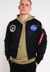 Alpha Industries - NASA - Bomberjacks - black - 0