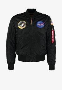 Alpha Industries - NASA - Bomberjacks - black - 6