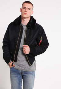 Alpha Industries - Bomberjacks - black - 0