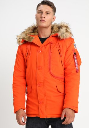 Parka - flame orange
