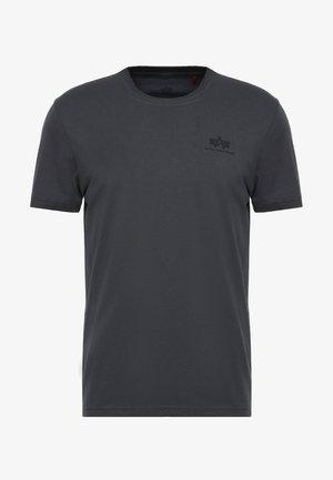 T-shirt basic - grey/black