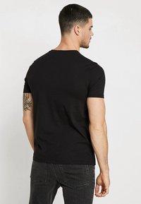 Alpha Industries - T-shirts print - black - 2