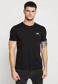 Alpha Industries - T-shirts print - black - 0