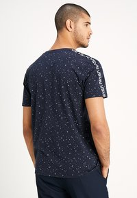Alpha Industries - NASA TAPE - Camiseta estampada - blue - 2