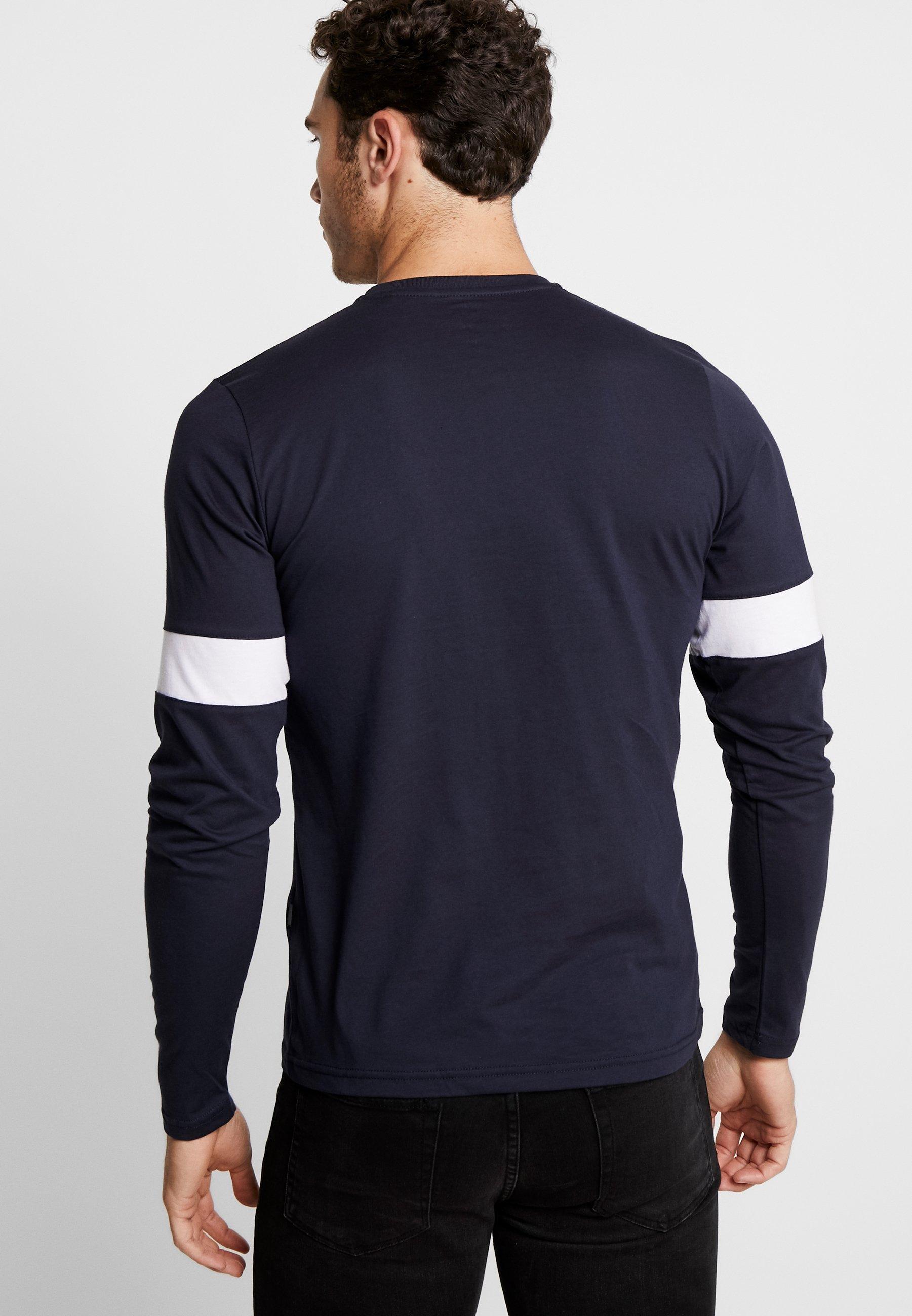 shirt Alpha À Manches white LonguesRep Blue Industries T j35L4AR