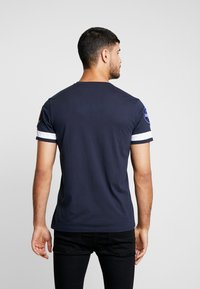 Alpha Industries - REFLECTIVE ANNIVERSARY CAPSULE - T-shirt print - rep blue - 2