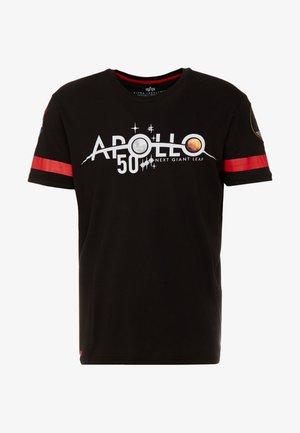 REFLECTIVE ANNIVERSARY CAPSULE - T-shirt print - black