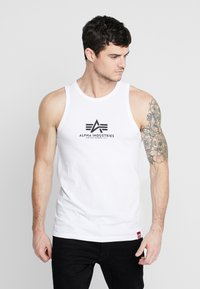 Alpha Industries - Top - white - 0