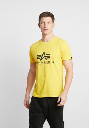 T-shirt imprimé - empire yellow