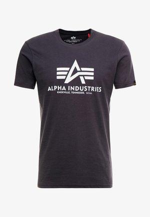 T-shirts print - iron grey