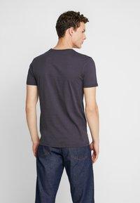 Alpha Industries - T-shirts print - iron grey - 2